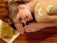 Медовий ручний масаж
